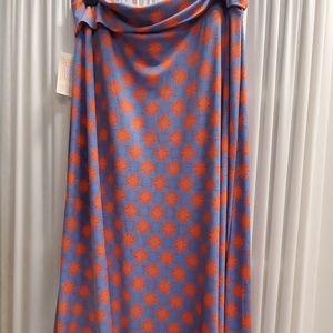 2 for $25 ❤Lg Maxi LuLaRoe skirt NWT